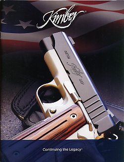 2009 Kimber of America Inc Catalog