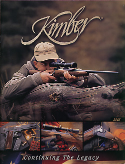 2003 Kimber of America Inc Catalog