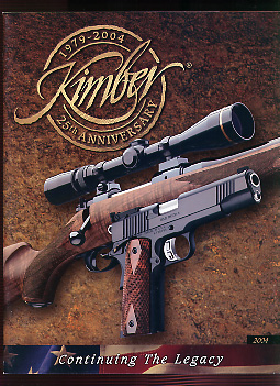 2004 Kimber of America Inc Catalog