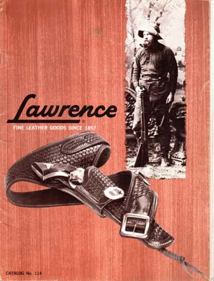 1970 Lawrence Leather Goods Catalog