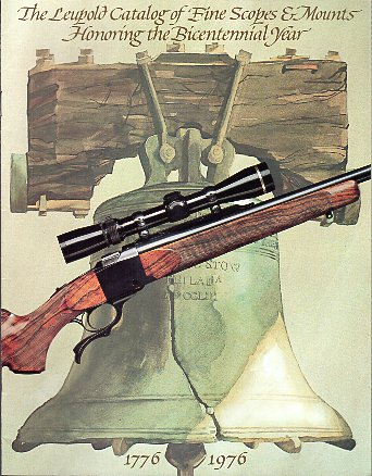 1976 Leupold Scopes & Mounts Catalog