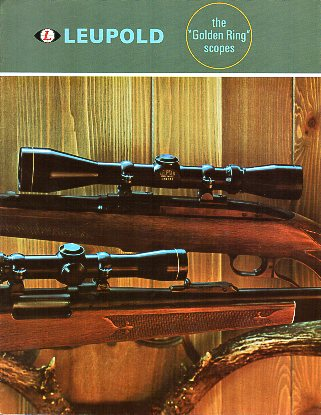 1968 Leupold Scopes