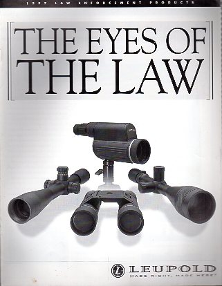 1997 Leupold Law Catalog
