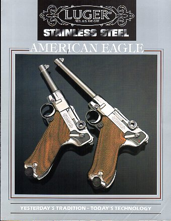 1995 Stoeger Luger Catalog