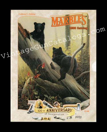 1998 Marble's Arms Catalog