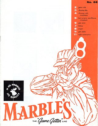 1950's Marble's Catalog