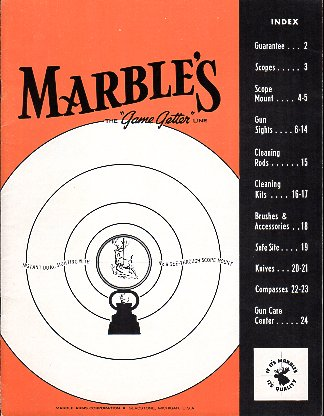 1968 Marble's Catalog