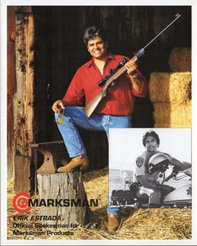 1990's Marksman Advertising Photo
