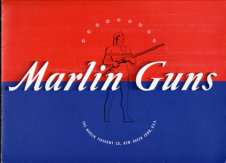 1950 Marlin Guns Catalog
