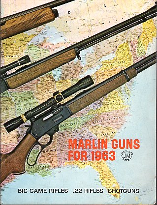 1963 Marlin Catalog