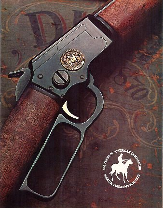 1970 Marlin Firearms Catalog