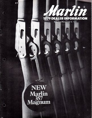 1979 Marlin Dealer Catalog