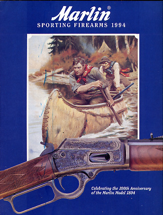 1994 Marlin Firearms Catalog