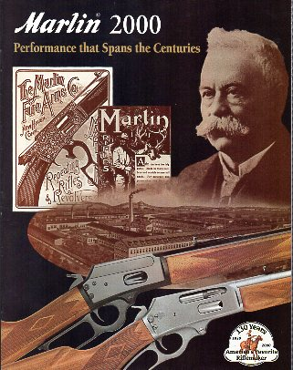 2000 Marlin Firearms Catalog
