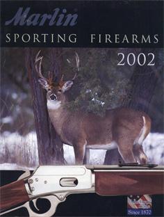 1997 Marlin Gun Catalog