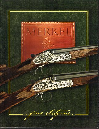 2003 Merkel Shotguns Catalog