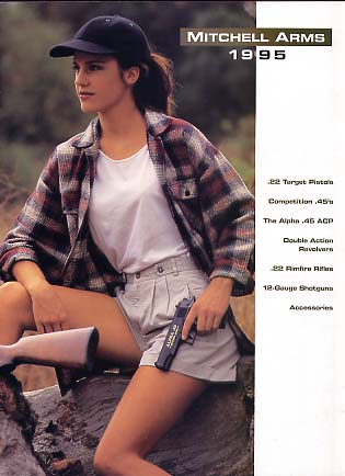 1995 Mitchell Arms Catalog