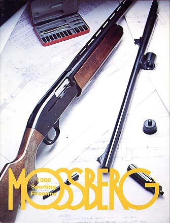 1980 Mossberg Firearms Catalog