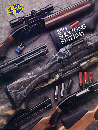 1993 Mossberg Firearms Catalog