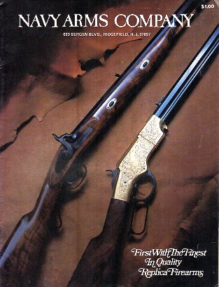 1979 Navy Arms Catalog