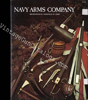 1977 Navy Arms Catalog