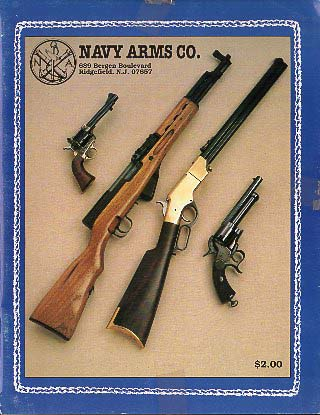 1990 Navy Arms Co.Catalog