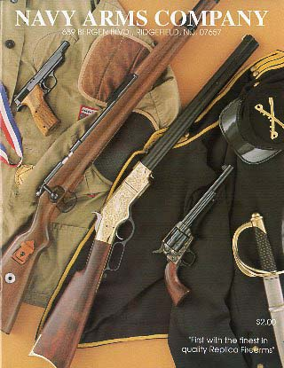 1993 Navy Arms Company Catalog
