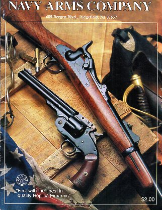 1996 Navy Arms Company Catalog