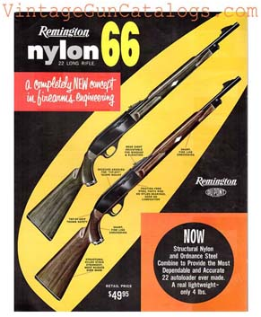 1959 Remington Nylon 66 Flyer