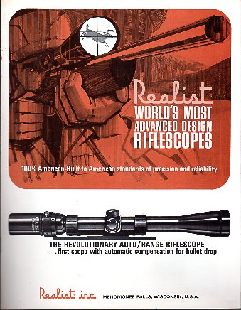 1960's Realist Scopes Catalog