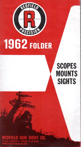 1962 Redfield Folder