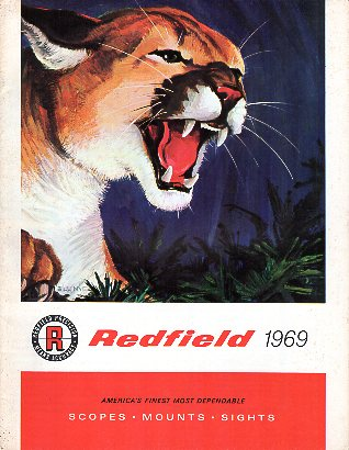 1969 Redfield Catalog