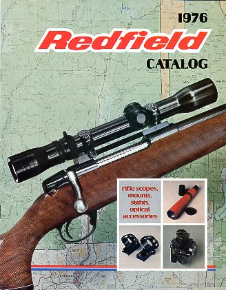 1976 Redfield Catalog