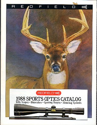 1988 Redfield Catalog