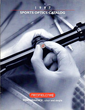 1997 Redfield Catalog