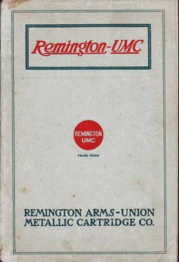 1913-1914 Remington Catalog