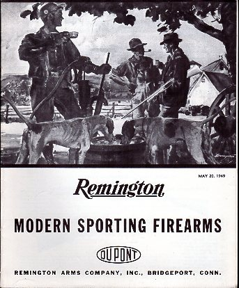 1949 Remington Sporting Firearms