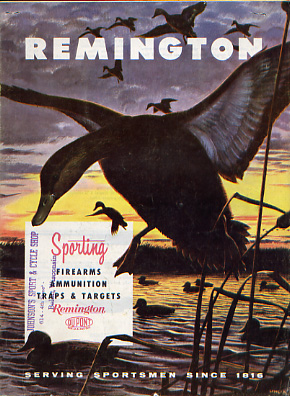 1960 Remington Catalog