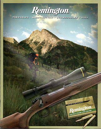 2004 Remington Catalog