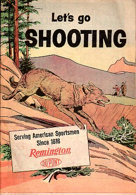 1956 Remington Comic