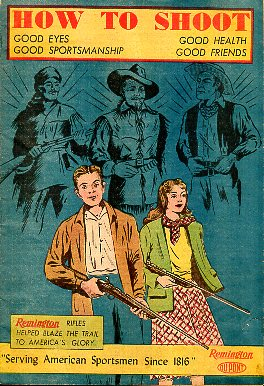 "1952 Remington ""Comic Book"""
