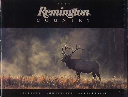 2000 Remington Catalog