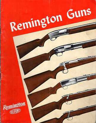 1949 Remington Guns Catalog