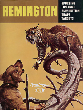 1964 Remington Catalog, Vintage Gun Catalogs