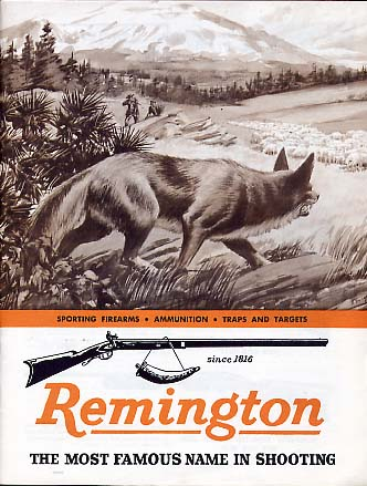 1959 Remington Catalog