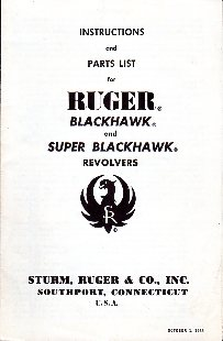 1965 Blackhawk/Super Instr.