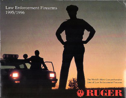 1995/1996 Ruger Law Catalog