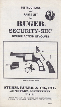 1970 Security-Six