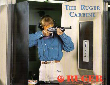 1998 Ruger Carbine Catalog