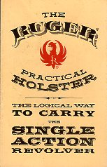 1977 Practical Holster Booklet